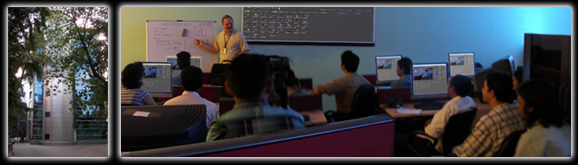 Tata Elxsi Visual Computing Labs, Mumbai, India - Visual Effects Training