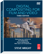Digital Compositing for Film and Video, 2nd Edition, Focal Press
